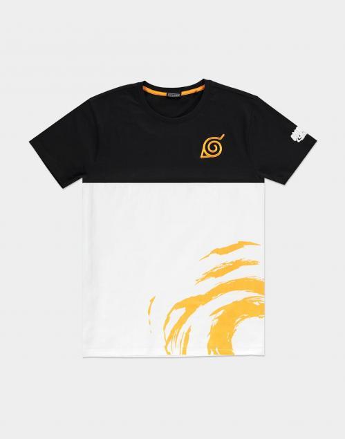 NARUTO SHIPPUDEN - Swirl - T-Shirt Homme (S)