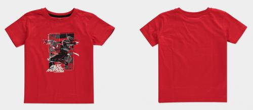 SPIDER-MAN MILES MORALES - Glitch Miles - T-Shirt Kids (98/104)