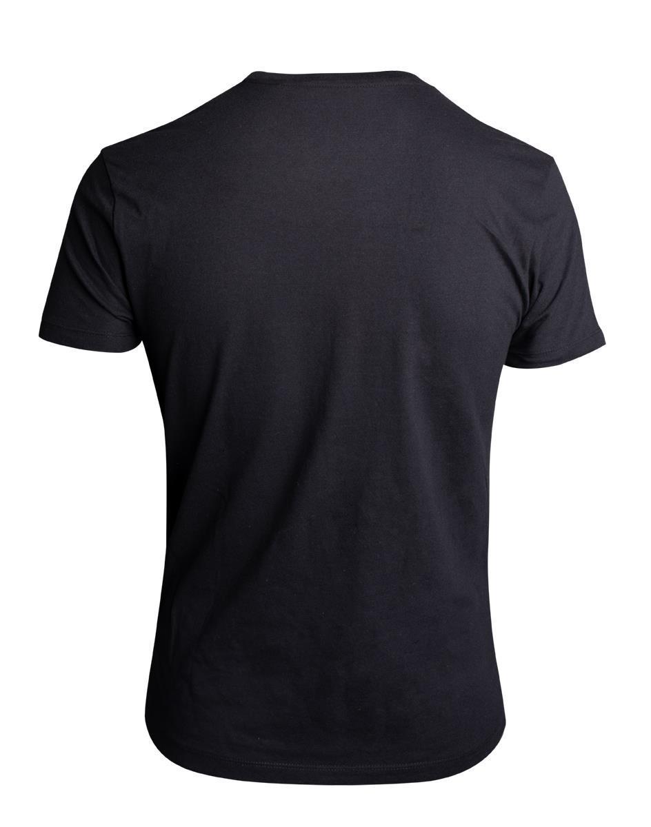 GEARS OF WAR - T-Shirt Homme Skull Badge (M)_2