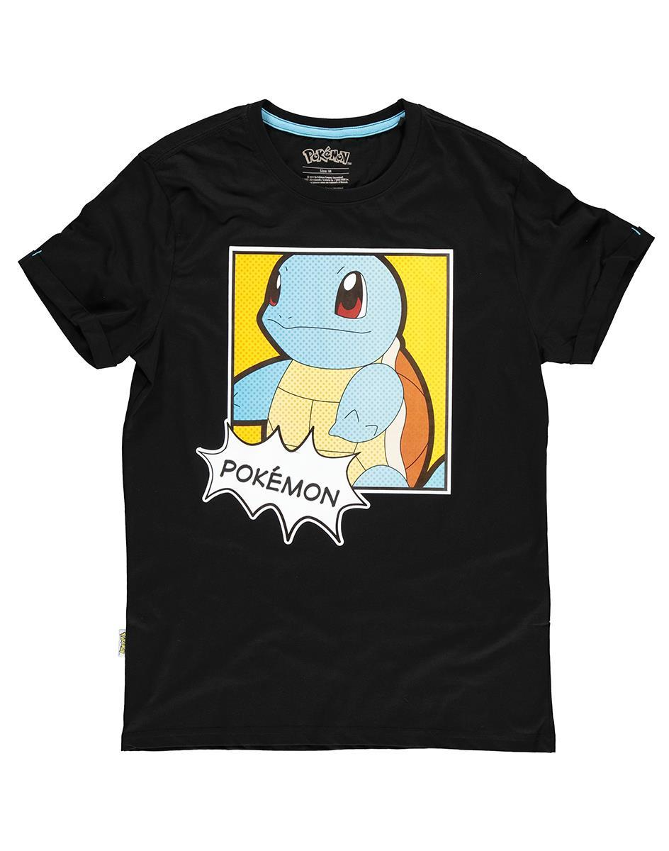 POKEMON - Carapuce - T-Shirt Homme (S)_1