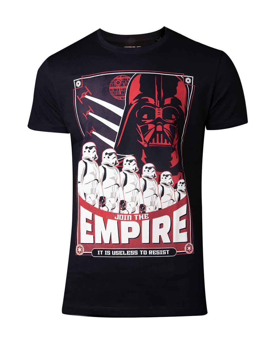 STAR WARS - T-Shirt Homme Join the Empire - (S)