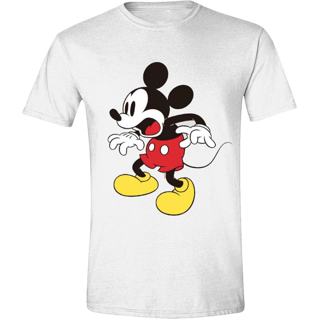 DISNEY - T-Shirt - Mickey Mouse Shocking Face (L)