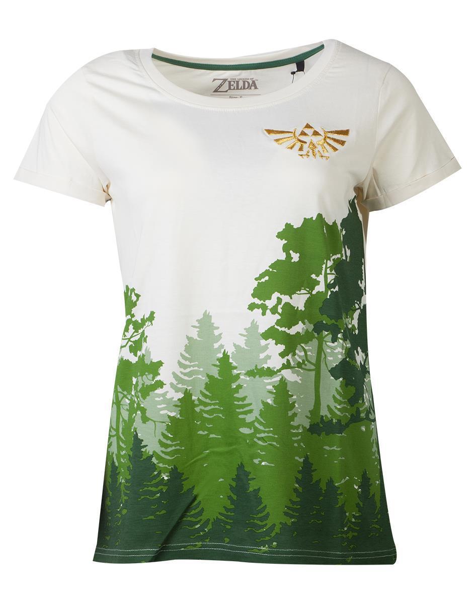 ZELDA - T-Shirt Femme - The Woods (S)