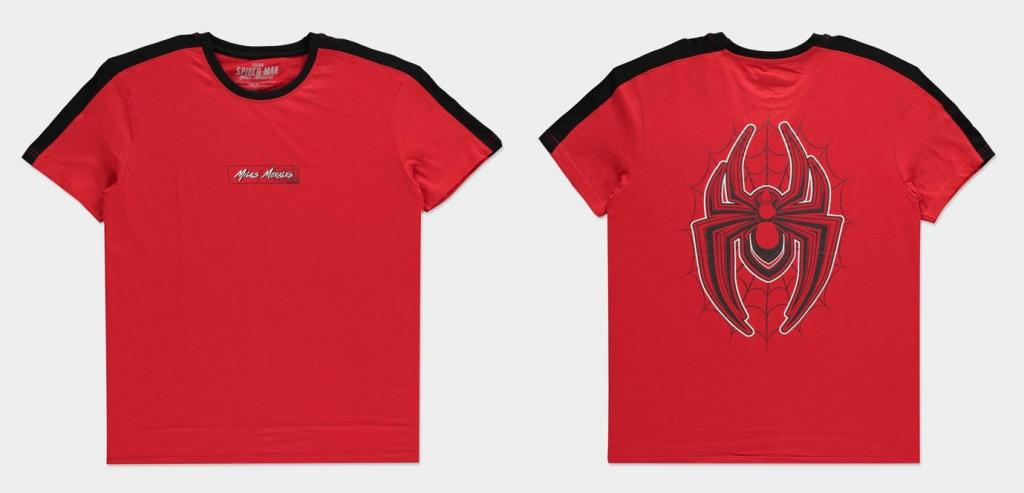 SPIDER-MAN - Miles Morales - T-Shirt Homme (S)_1