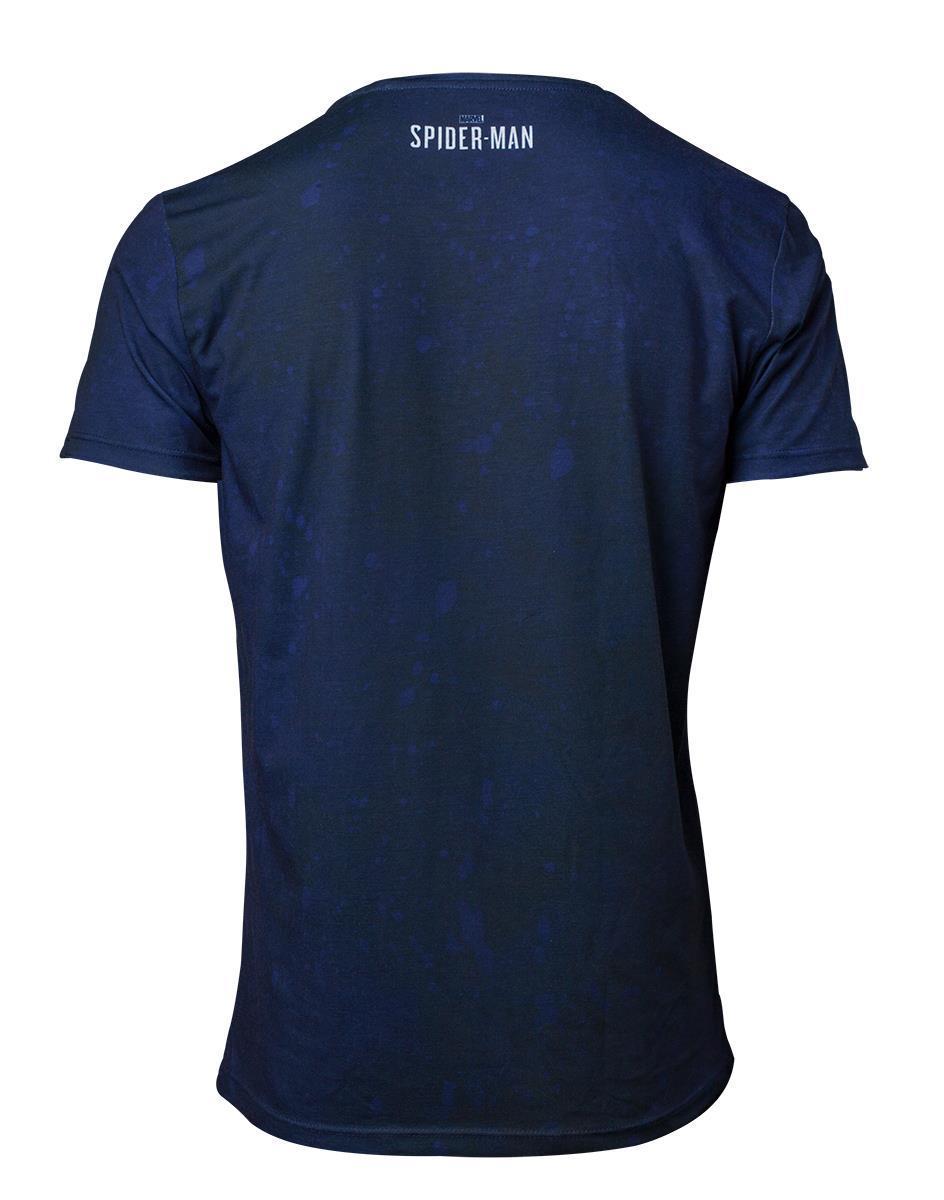SPIDER-MAN - Acid Wash - T-Shirt Homme (S)_2