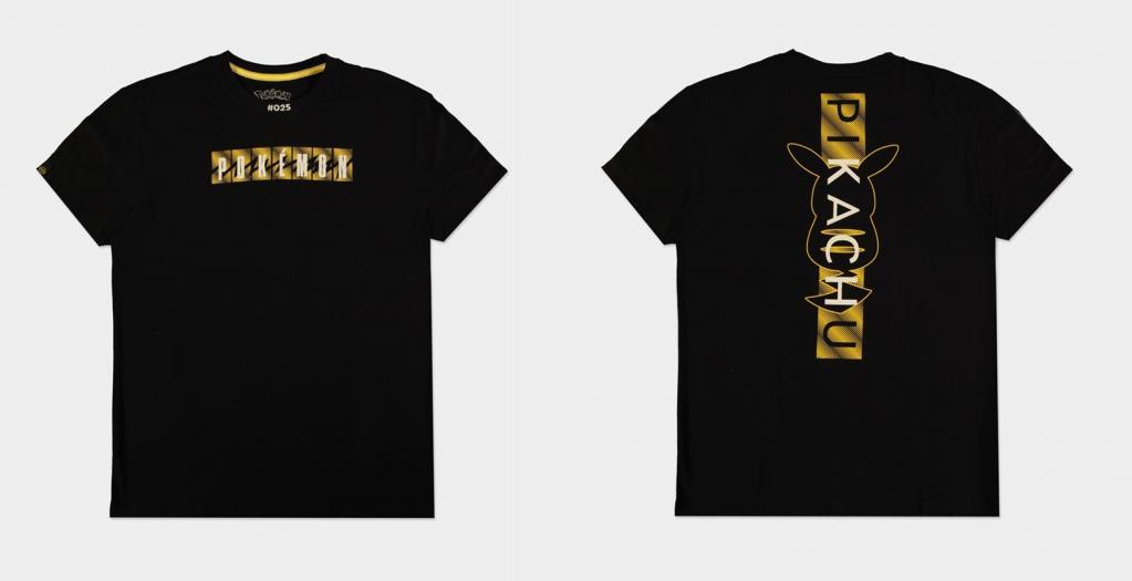 POKEMON - The Pika - T-Shirt Homme (S)_1