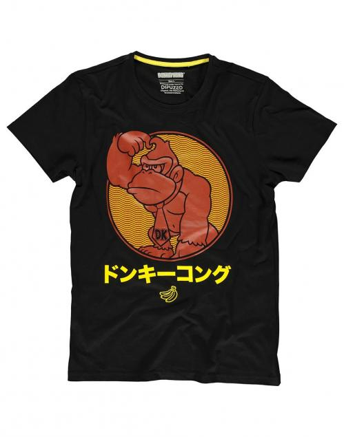 NINTENDO - T-Shirt Homme Japanese Kong (S)