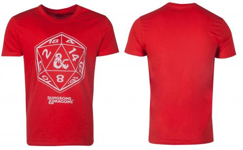 DUNGEONS & DRAGONS - T-Shirt Homme (S)