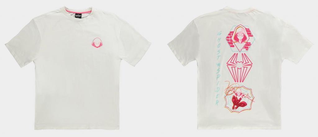 SPIDER-MAN - Spider Gwen - T-Shirt Femme (S)_1