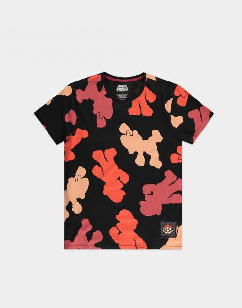SUPER MARIO - Mario - T-Shirt Homme (S)