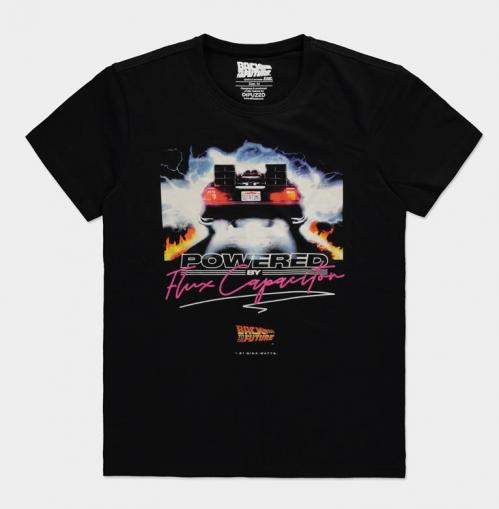 RETOUR VERS LE FUTUR - T-Shirt Homme (S)
