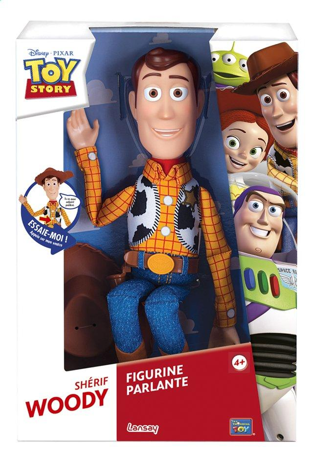 TOY STORY - Figurine Parlante - Woody - 40cm
