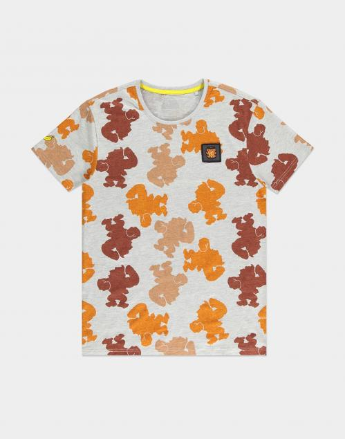 SUPER MARIO - Donkey Kong - T-Shirt Homme (S)