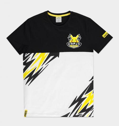 POKEMON OLYMPICS - Team Pika - T-Shirt Homme (S)