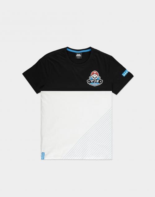 NINTENDO - Super Mario Team Mario - T-Shirt Homme (S)