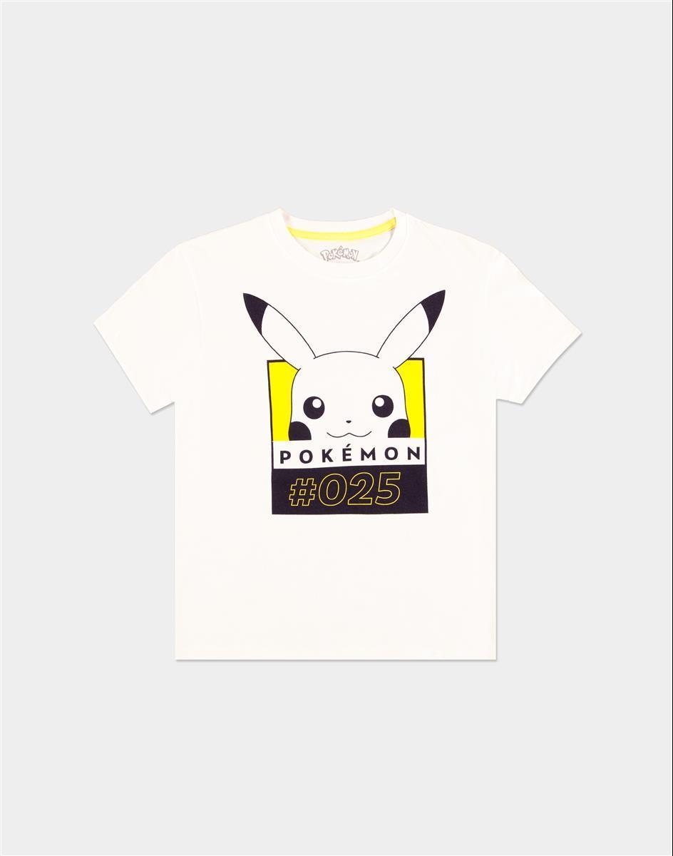 POKEMON - #025 - T-Shirt Femme (S)_1