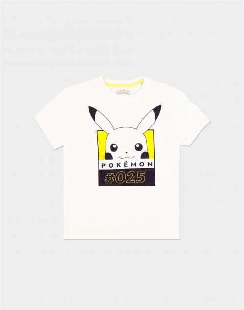 POKEMON - #025 - T-Shirt Femme (S)