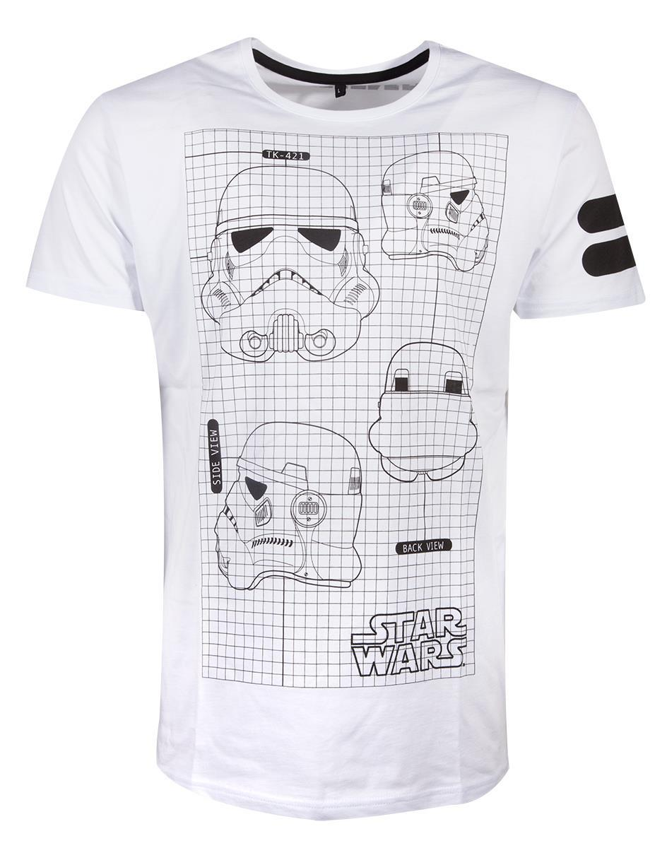 STAR WARS - T-Shirt Homme Imperial Army - (S)