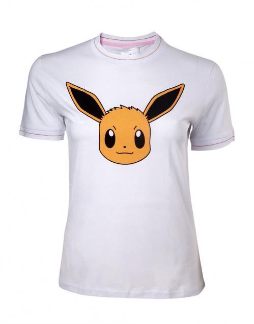 POKEMON - T-Shirt Femme - Eevee (S)