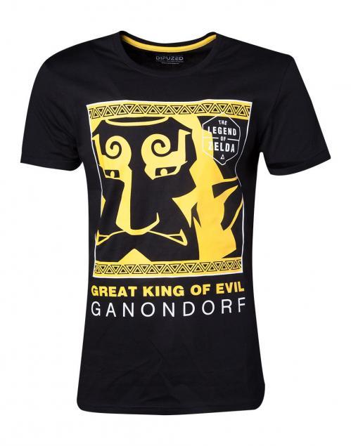 ZELDA - T-Shirt Homme King of Evil (M)