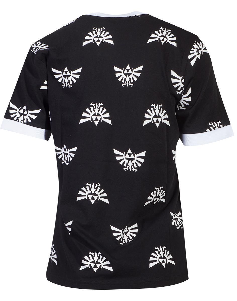ZELDA - T-Shirt Femme - Hyrule (S)_2