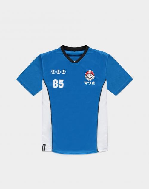 NINTENDO - Super Mario - T-shirt sport jersey homme (S)