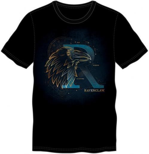 HARRY POTTER - T-Shirt Glow in the Dark - Serdaigle - (XXL)