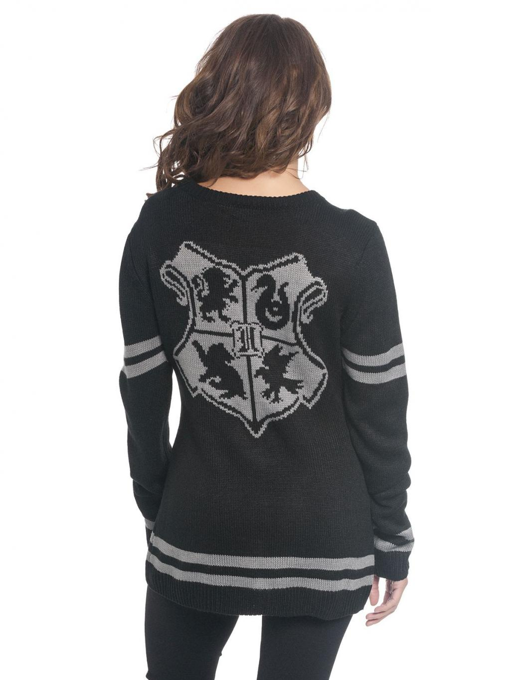 HARRY POTTER - Cardigan - Hogwarts Girl Knit (XL)_3