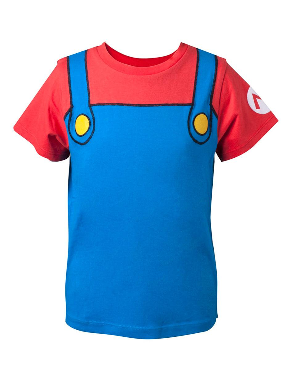 NINTENDO - T-Shirt Super Mario Novelty (86/92)_1