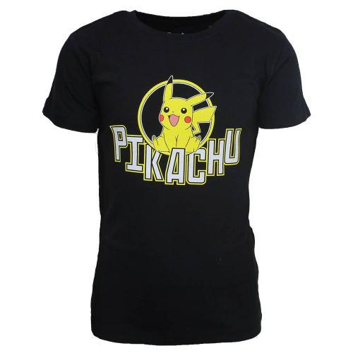 POKEMON - T-Shirt Pikachu KIDS (146/152)