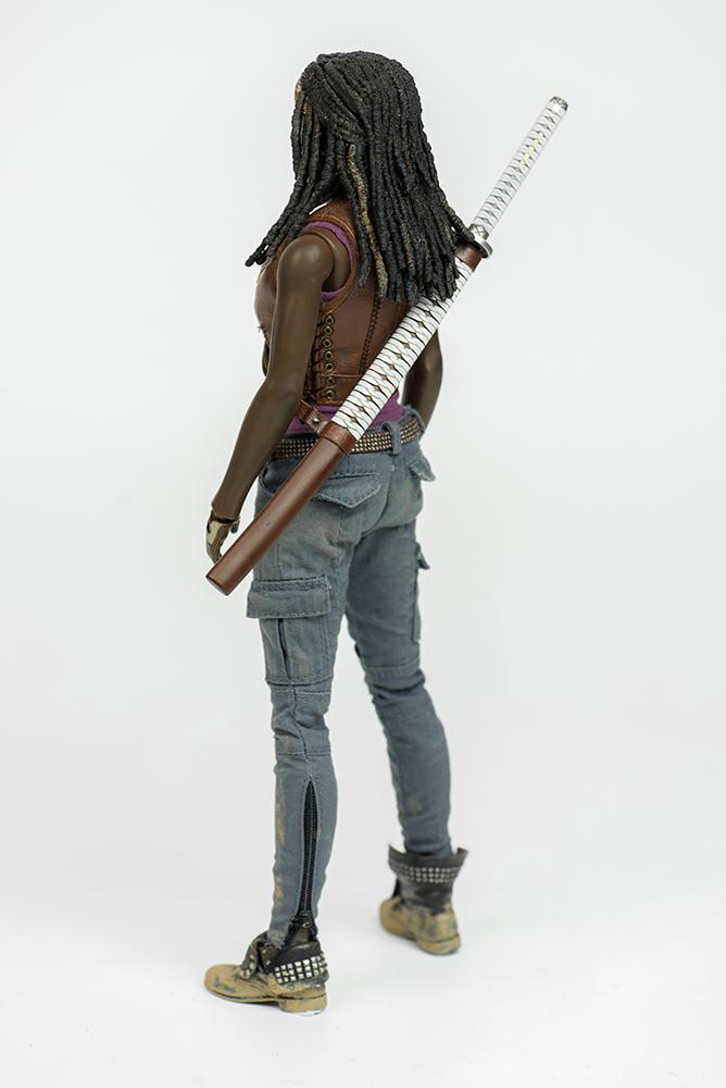 THE WALKING DEAD - Michonne Action Figure - 30cm_3