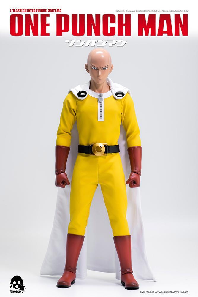 ONE PUNCH MAN - Saitama Action Figure - 30cm