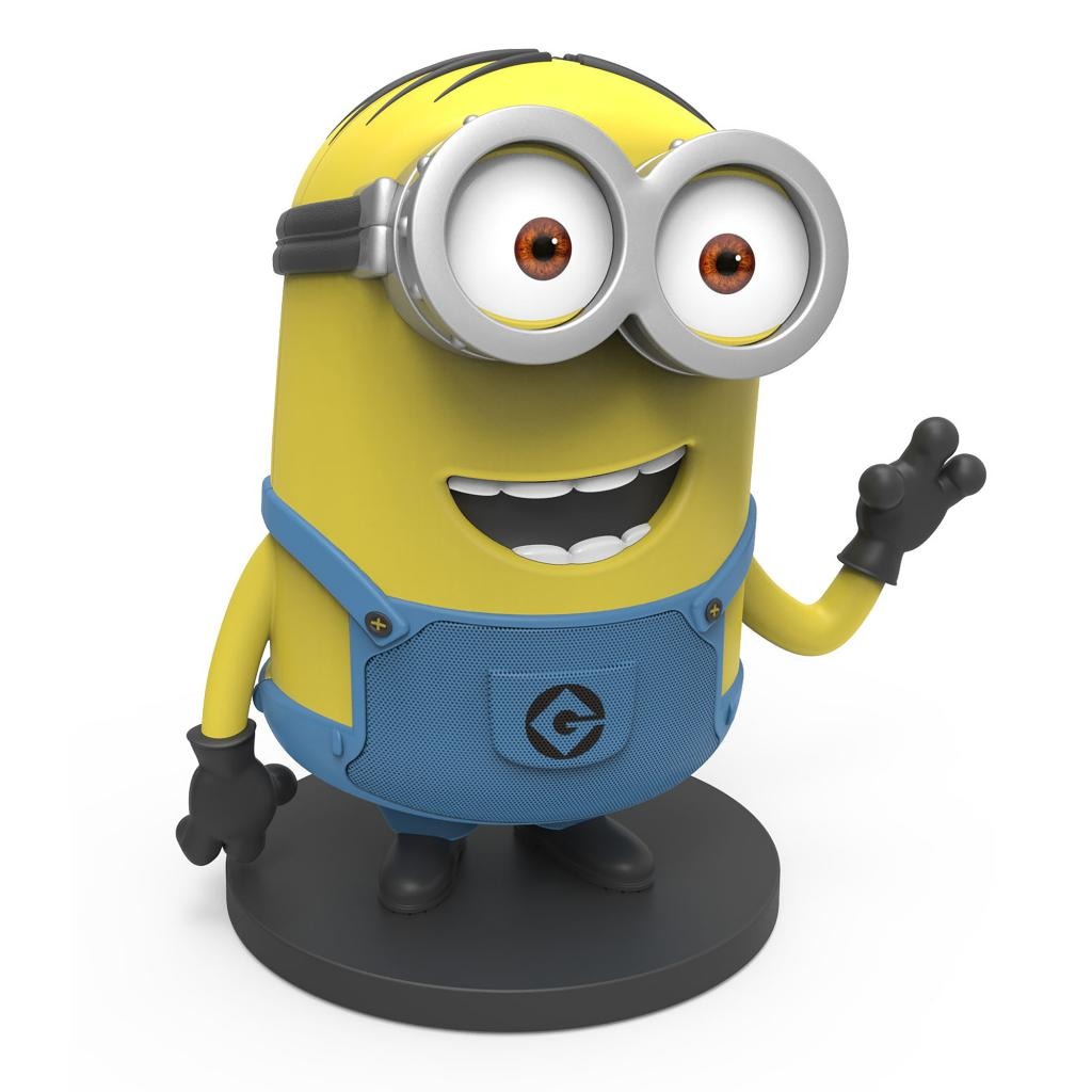 MINIONS - Bluetooth Character Speaker 'IHome'
