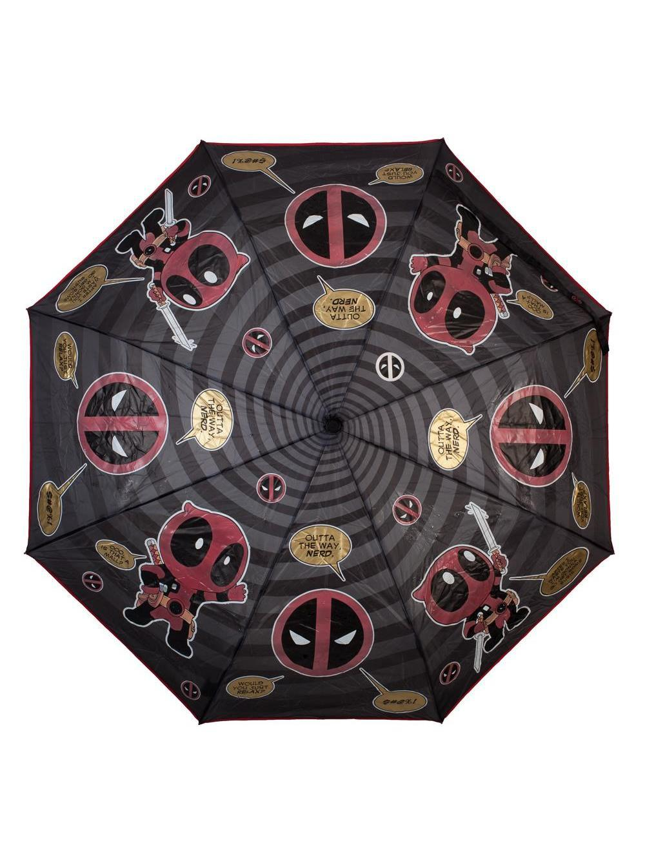 MARVEL - Parapluie - Deadpool Liquid Reactive