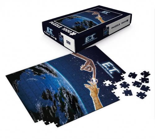 E.T. - Puzzle 1000P - Movie Poster
