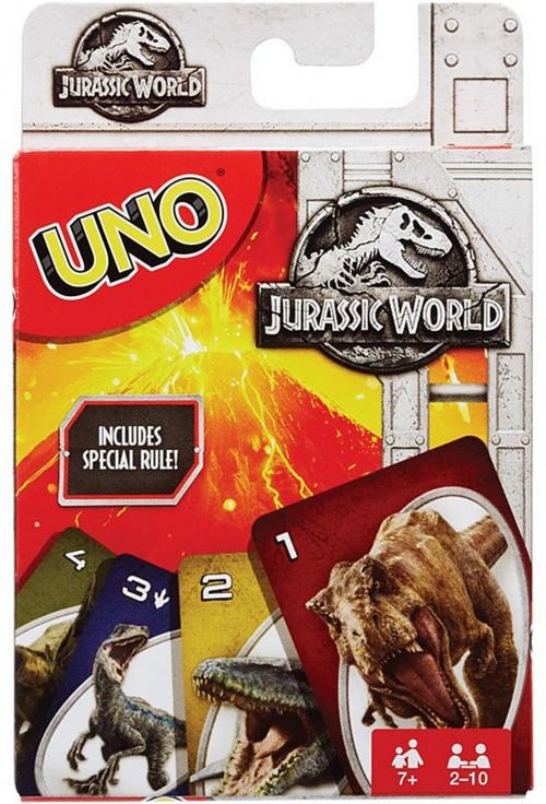 JURASSIC WORLD - UNO