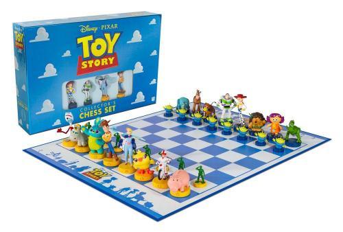 TOY STORY - Jeu d'échecs collector