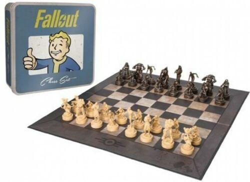 FALLOUT - Jeu d´échecs Collector's Set