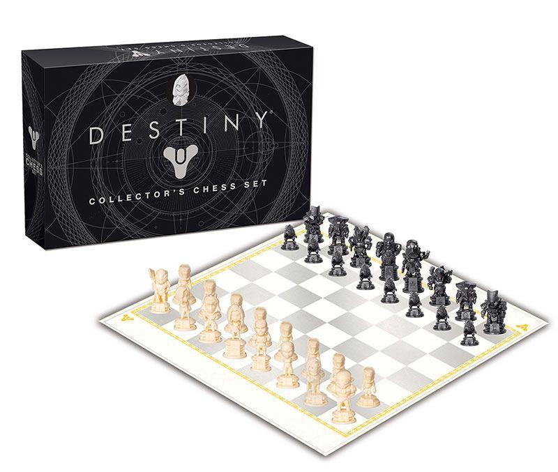 DESTINY - Jeu d´échecs Collector's Set
