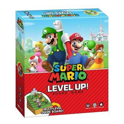 SUPER MARIO Level Up Board Game 'UK Only'