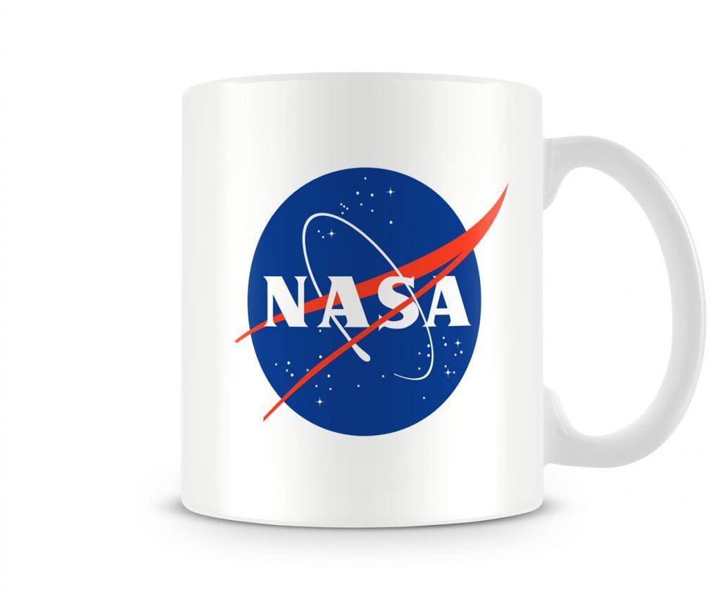 NASA - Mug - Logotype