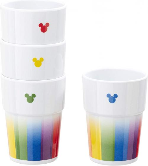 DISNEY - Set de Gobelets - Mickey Rainbow