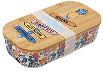 DISNEY - Lilo & Stitch Ohana - Boîte à goûter '20x11x6cm'