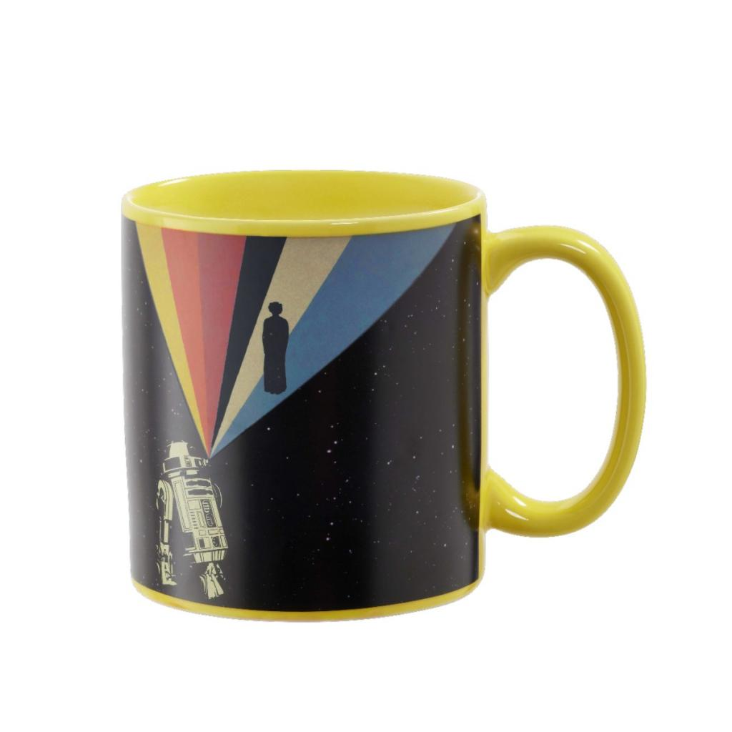 STAR WARS - Mug thermoréactif - R2-D2_2