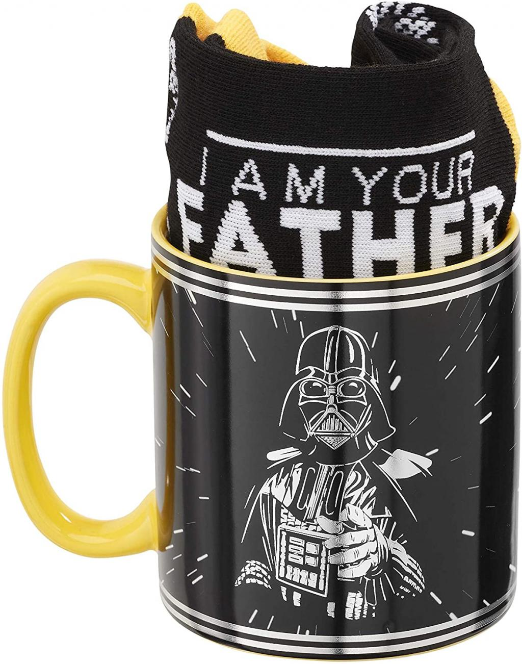 STAR WARS - Coffret Mega Mug et Chausettes 'I am Your Father'_2