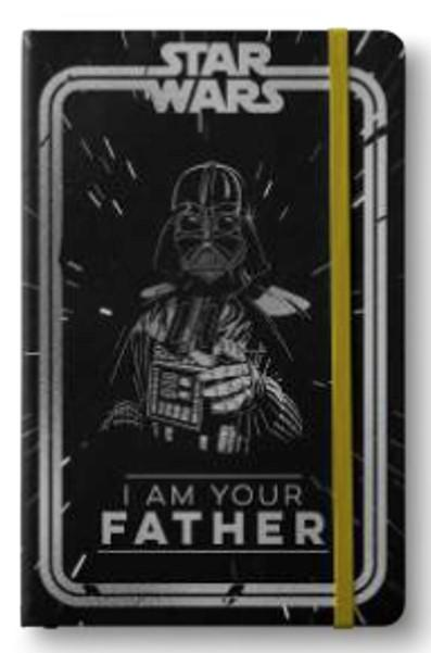 STAR WARS - I Am Your Father Notebook