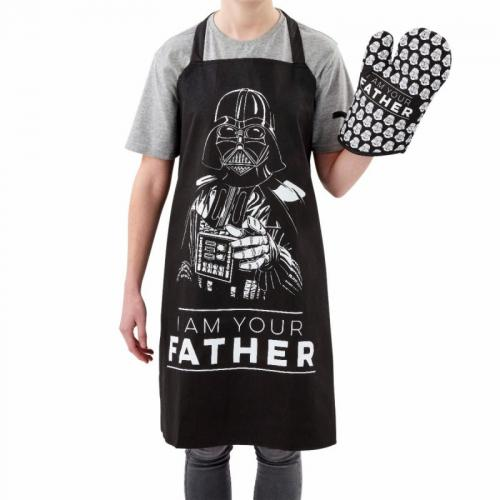STAR WARS - I Am Your Father - Tablier avec gant
