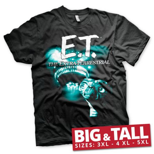 E.T. - T-Shirt Big & Tall - Duotone (3XL)