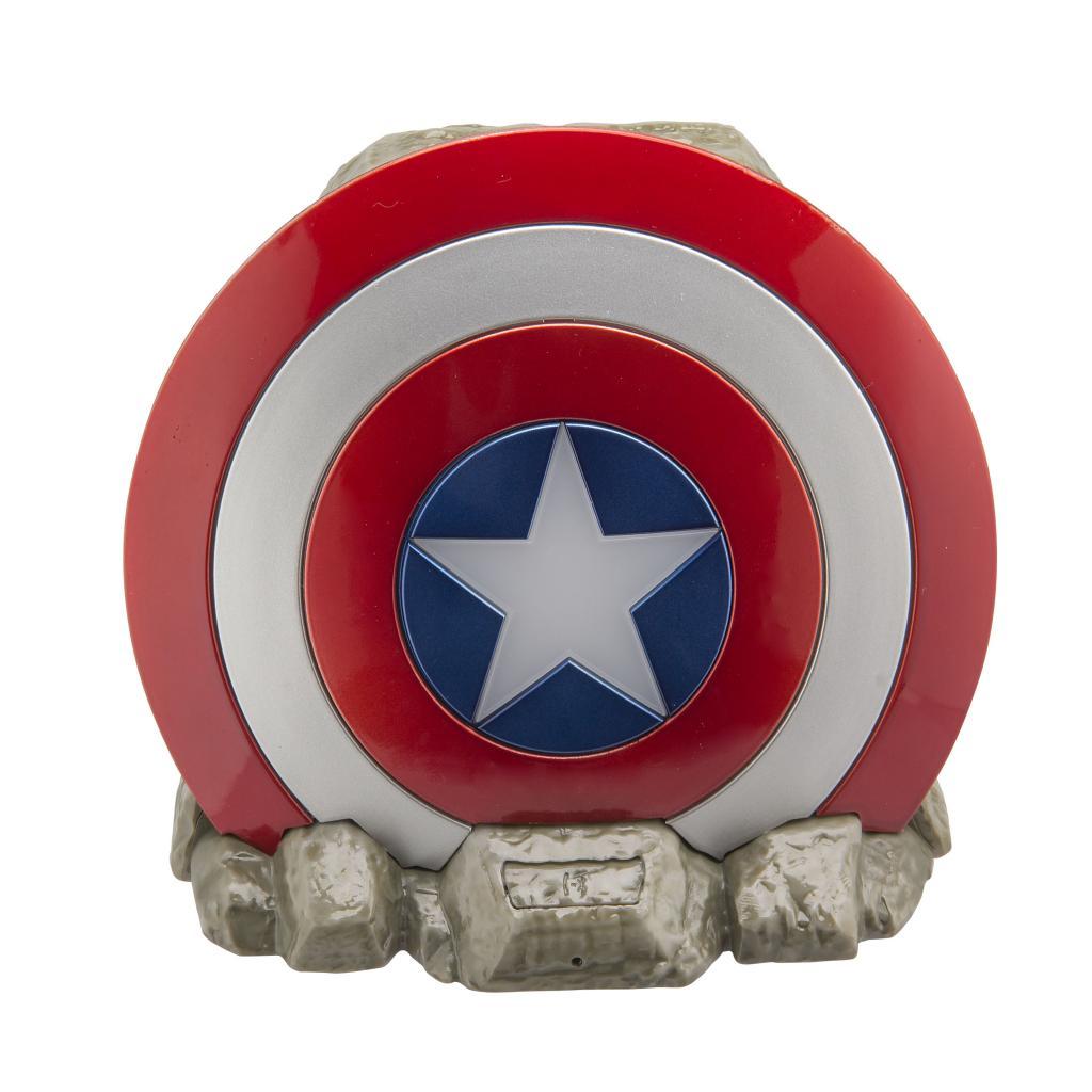 MARVEL - Bluetooth Captain America Shield Speaker 'IHome'