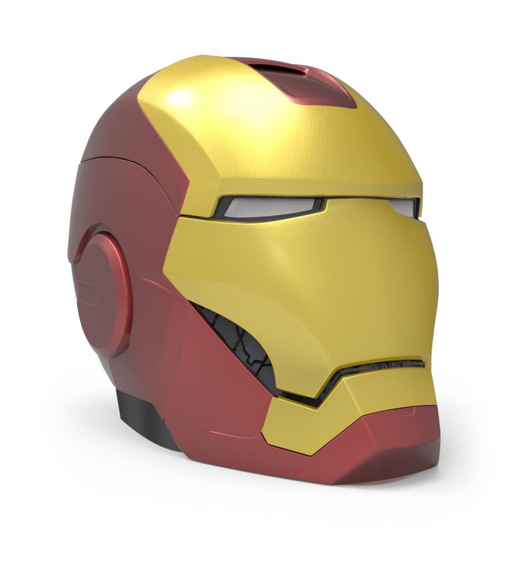 MARVEL - Bluetooth Iron Man Helmet Speaker 'IHome'